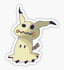 I'm not Pikachu, I'm Mimikyu! Sticker