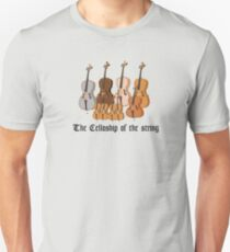 The Celloship of the String Slim Fit T-Shirt