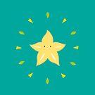 « Shiny Carambola » par vee-madinina