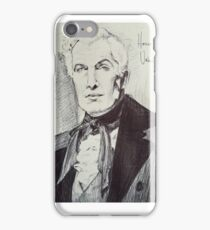 Vincent Price House of Usher iPhone Case/Skin