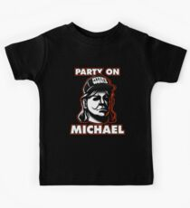Party on, Michael! Kids Tee