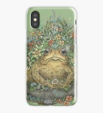 Her Majesty Toad iPhone Case/Skin