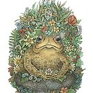 Her Majesty Toad by eugeniahauss
