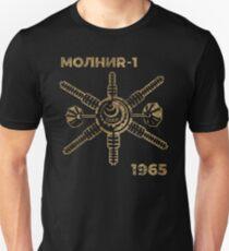 CCCP Satellite Молния-1 T-Shirt