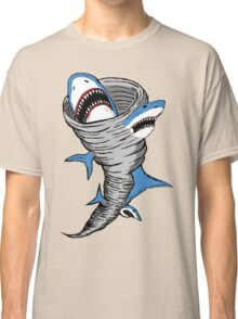 Shark Tornado Classic T-Shirt
