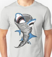 Haifisch Tornado Slim Fit T-Shirt