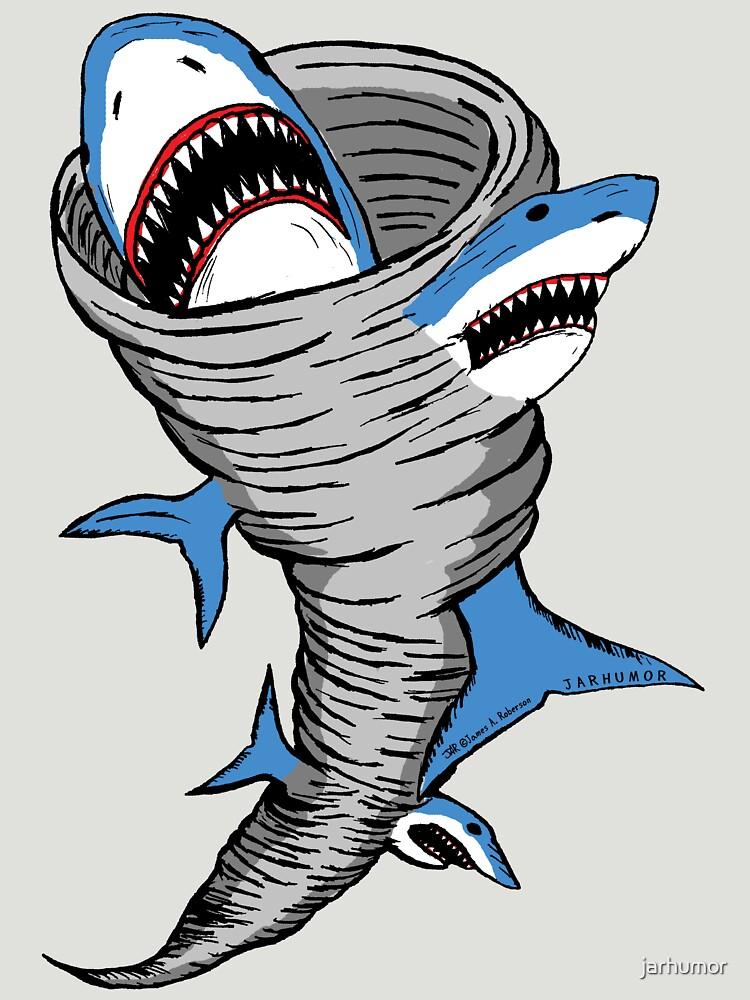 Haifisch Tornado von jarhumor