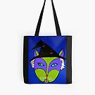 Cat Tote #15 by Shulie1
