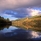 Dubh Loch Symmetry by Tim Haynes
