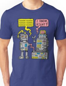Robot Talk T-Shirt