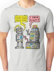 Robot Talk T-Shirt
