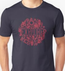 Explore Space Unisex T-Shirt