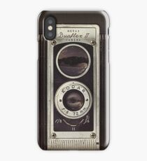 Vintage Camera I iPhone Case/Skin