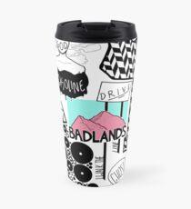 bad lands Travel Mug