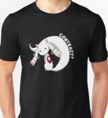 Kyubey- Contract? T-Shirt