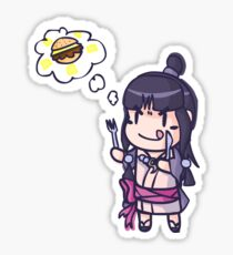 Chibi Maya Fey Sticker