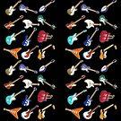 Guitar Leggings by Bret Taylor