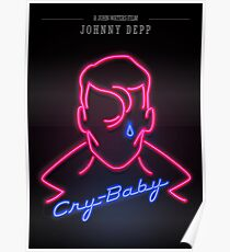 Cry Baby Poster