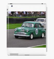 Historic Motor Racing iPad Case/Skin