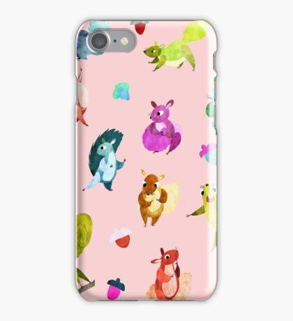 Squirrels  iPhone Case/Skin