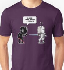 Luke.. I Am Your Fencer T-Shirt