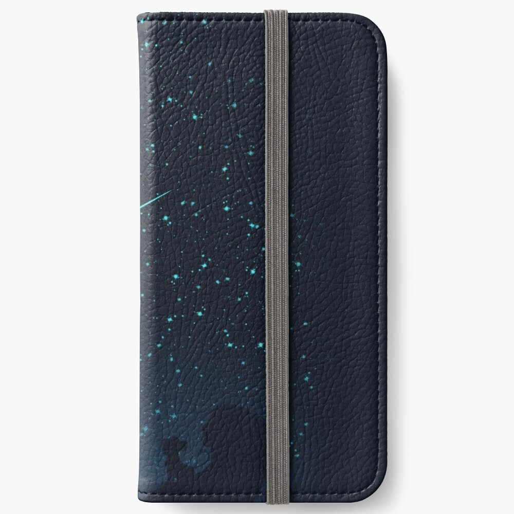 Under The Stars iPhone Wallet