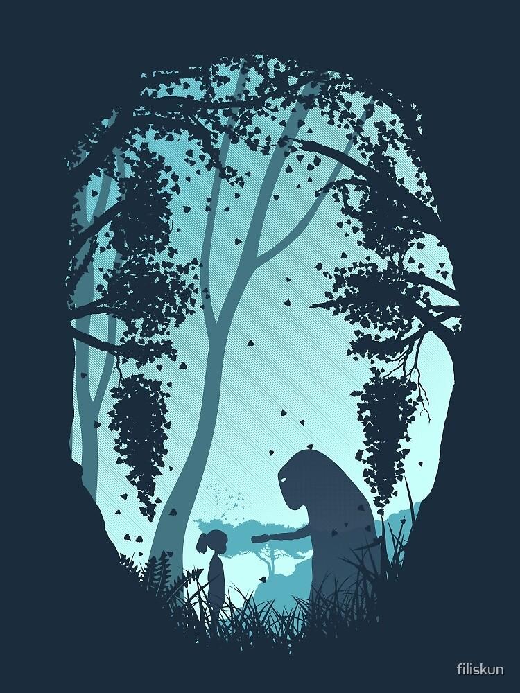 Lonely Spirit by filiskun