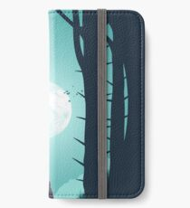 Full Moon iPhone Wallet/Case/Skin