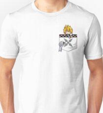 Roxas pocket buddy Unisex T-Shirt