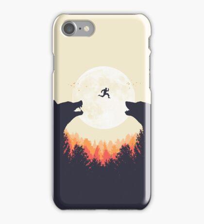 Runaway iPhone Case/Skin