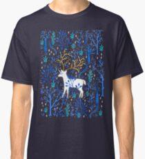 Deericorn In Blue Classic T-Shirt