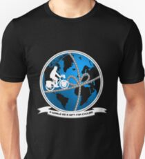 A world as a gift for cycling T-Shirt