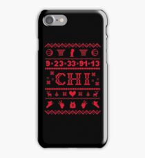 Chicago Sweater iPhone Case/Skin