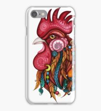 Tribal Rooster Design iPhone Case/Skin
