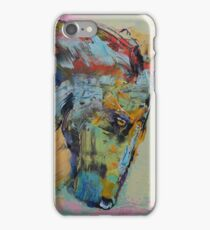 Horse Study iPhone Case/Skin