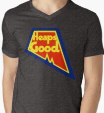 Heaps Good Again Men's V-Neck T-Shirt