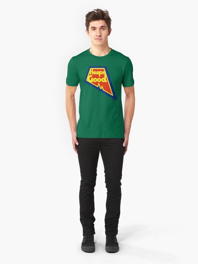 Alternate view of Heaps Good Again Slim Fit T-Shirt