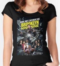 Brooklyn Nine Nine 2 Women's Fitted Scoop T-Shirt