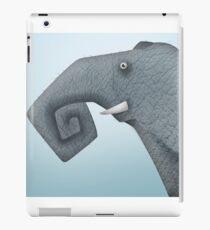 Stupid elephant iPad Case/Skin