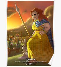 Boudica - Rejected Princesses Poster