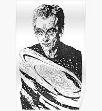 The Cosmic Doctor - Twelve  Poster