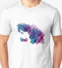 3D-blocks T-Shirt