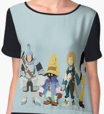 Final Fantasy IX Women's Chiffon Top