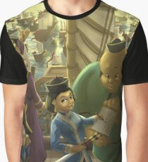 Ching Shih - Rejected Princesses Graphic T-Shirt