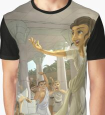 Hypatia - Rejected Princesses Graphic T-Shirt