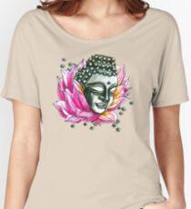Lotus Buddha  Women's Relaxed Fit T-Shirt