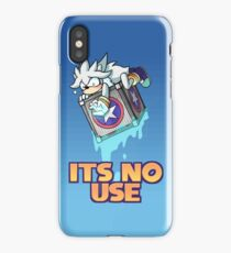 IT'S NO USE iPhone Case/Skin