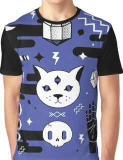 Eveel Kitties Graphic T-Shirt