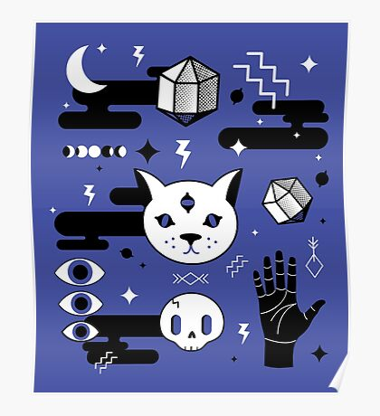 Eveel Kitties Poster