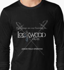 Junior Field Operative(Pt 1) Long Sleeve T-Shirt
